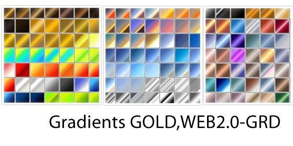gold-gradients