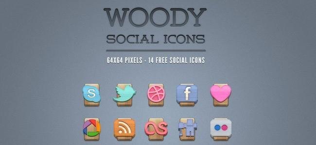 SocialMediaIcon9 18 Free Social Media Icon Packs