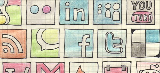 Social Icons 5 18 Free Social Media Icon Packs
