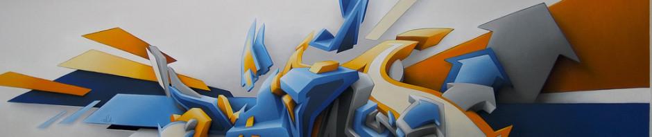 02 daim big 940x198 - Inspiring and Creative Graffiti Artworks