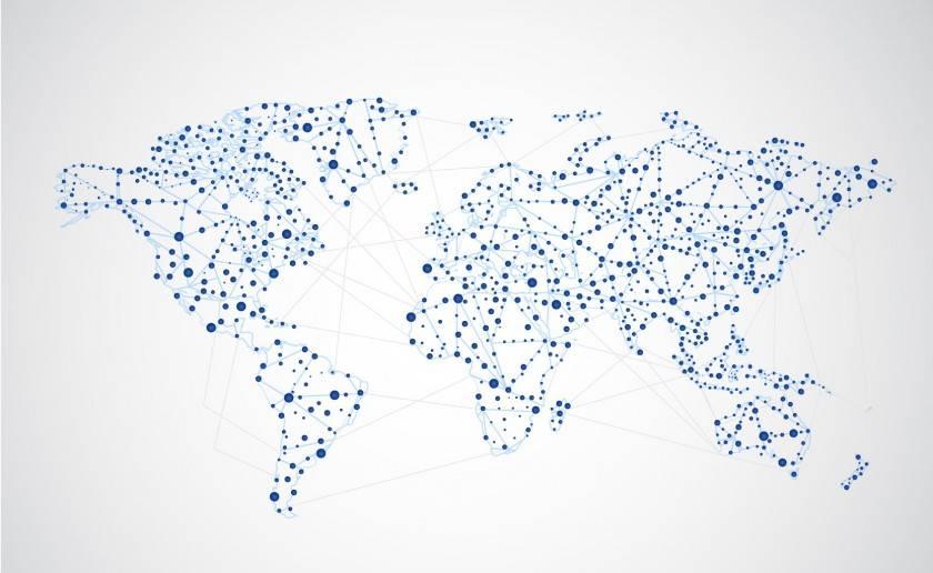 World Map Vector Free Collection - 25 Vector Designs - mameara