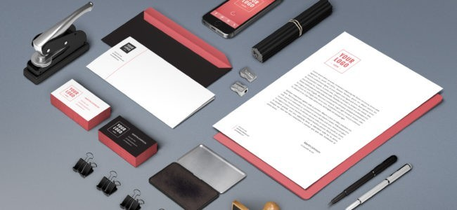 60+ Branding, Identity & Stationery Free PSD Mockups - mameara